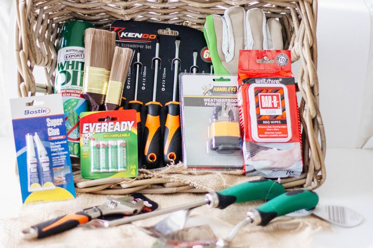 Why not surprise Dad with a DIY hamper from The Reject Shop.   https://www.gardencity.com.au/Be-Inspired/Lifestyle/DIY-Father-s-Day-Hampers