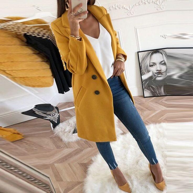 Autumn Winter Suit Blazer Women 2018 dames blazers Office blazer mujer Jackets Slim Casual Elegant Long Sleeve Blazer Outerwear