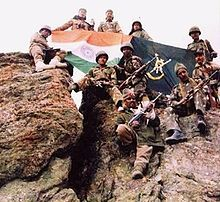 Kargil War - Wikipedia, the free encyclopedia