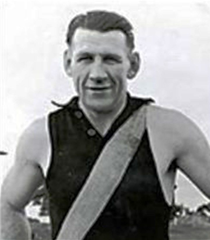 Legend - Jack Dyer (Richmond). Games 312. In football folklore as one of the toughest players to have played the game. His name is synonymous with Richmond where his fighting spirit and fierce determination is legendary. A great ruckman and inspirational leader.