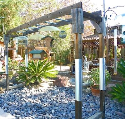 Build The Diy Backyard Of Your Dreams With Reclaimed Wood
