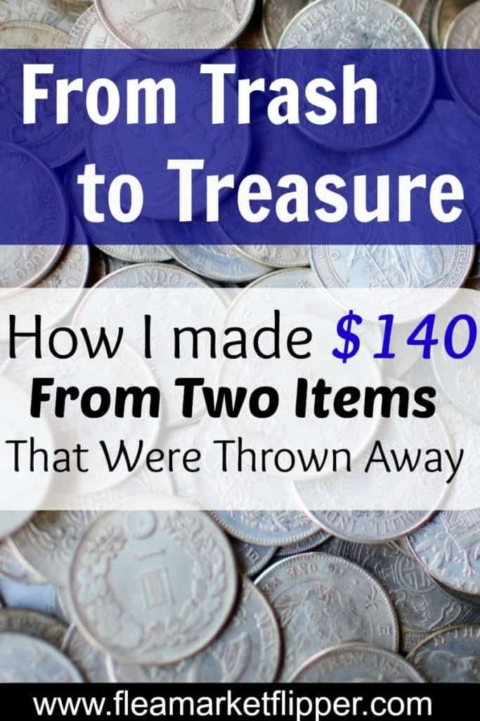 From Trash to Treasure: Turn Unwanted Items Into Cash! – Flipping