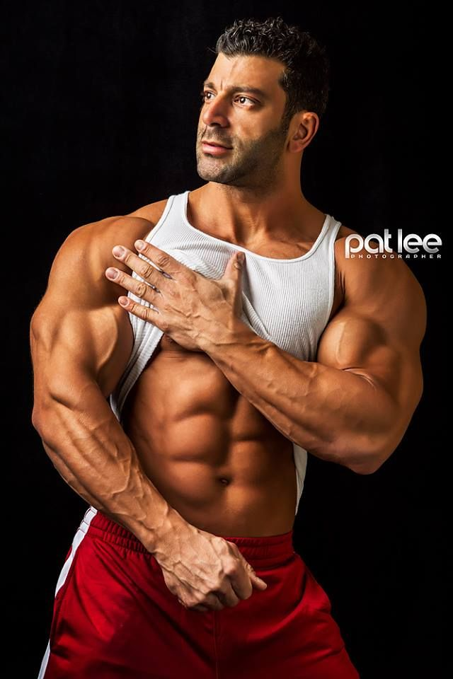 Found on Google from tapatalk.com   Jeffers, Muscular men