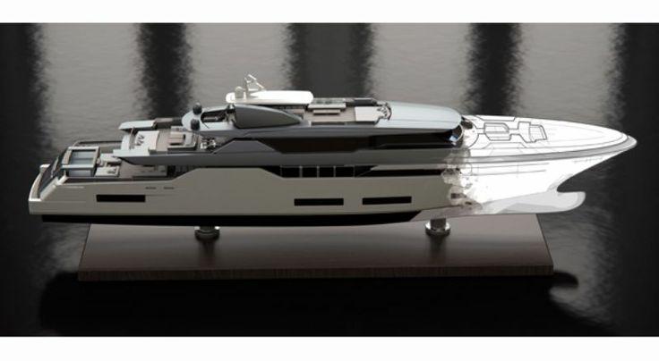 Superyacht - ZSYD Febo 55m from Zuccon International