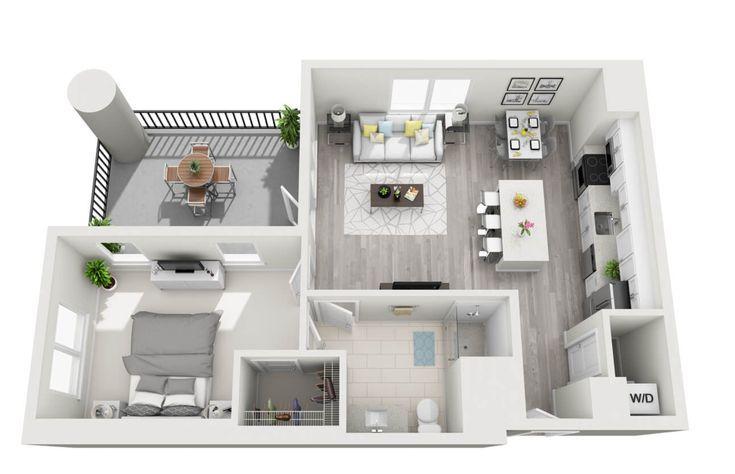 100 Small Studio Apartment Layout Design Ideas Apartment Design Floorplans Ideas Layout Smal Apartment Layout Sims House Plans Studio Apartment Layout