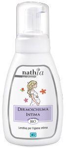 Cabassi e Giuriati - prodotti - nathia con argento - dermoschiuma  http://www.cabassi-giuriati.net/prodotti/nathia/dermoschiuma-intima/