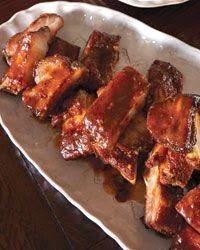 Worlds Best Recipes: How About Barbecued Riblets And Barbecue Chicken Wings