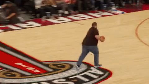 New trendy GIF/ Giphy. fail basketball nba bloopers dunk fail not even close trampoline fail. Let like/ repin/ follow @cutephonecases