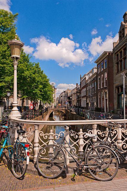 Tuindorp, Utrecht, UT, Netherlands.  http://blog.favoroute.com/utrecht-in-one-day/