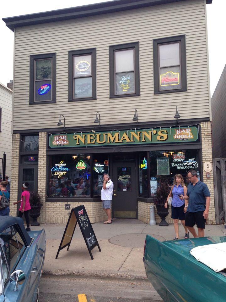 Newmans bar