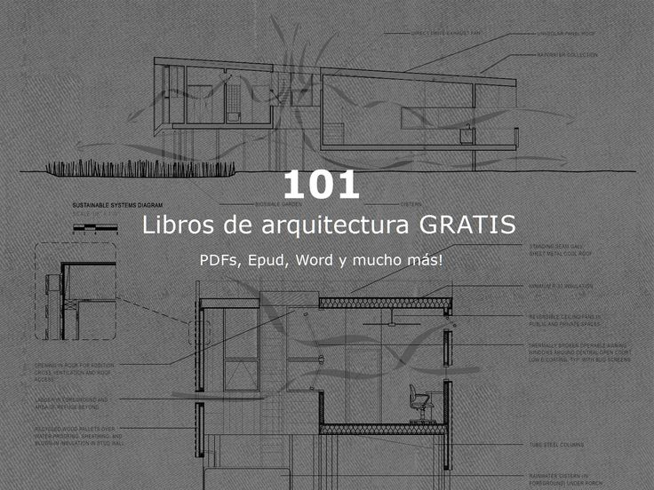 773 Best Arquitectura Urbanismo Eficiencia