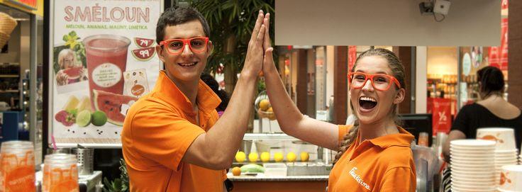 #fruitisimo #orange #smile #friends #fresh