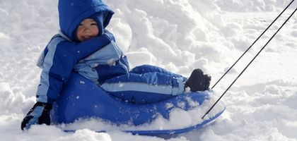 Outdoor Activities for Toddlers in Winter | eHow