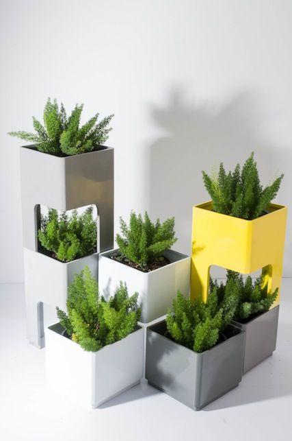 Series of Cliff by TREE SQUARE #treesquarestudio #planter #furniture #design treesquare.studio@gmail.com