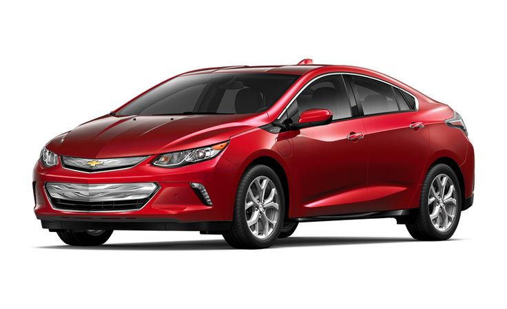 Best Hybrid Cars and EVs 2016 – Editors' Choice for Best Electric Vehicles and Hybrid Cars - Chevy VOLT - CARandDRIVER $33,995  53 city/45 hwy