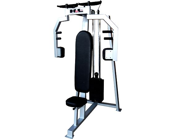 chest workout machine names