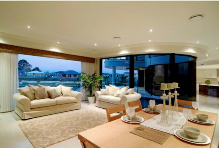 Gold Coast Queensland and Northern NSW Home Builders Gold Coast Unique Homes is a Design and Construct Builder. We specialize in custom designed new home builds with excellent value for money and investment qualities. #waterfronthomesgoldcoast #lounges #livingrooms
