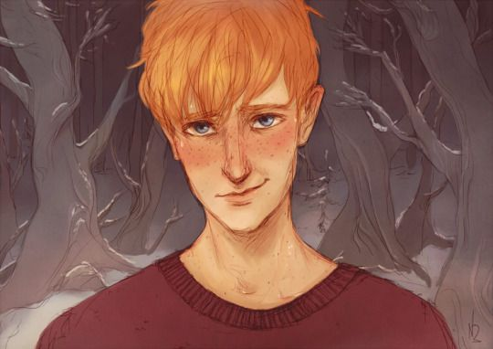 Ron Weasley by Natello's Art