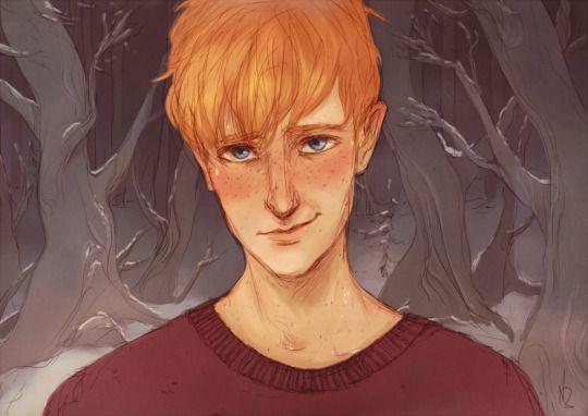 Ron Weasley by Natello's Art