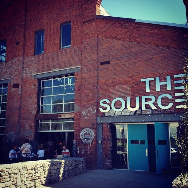 The Source: Amazing spot with restaurants, bakery, butcher, spirits and shop/gallery. Really fun place to hang out with friends.