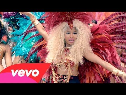 Music video by Nicki Minaj performing Pound The Alarm (Explicit). © 2012 Cash Money Records/Young Money Ent./Universal Rec.