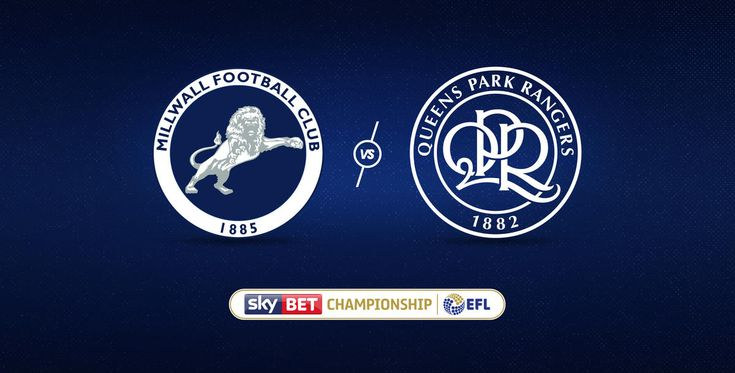 Millwall - Queens Park Rangers 1 - 0, The Championship, 29 December 2017, The Den Londen