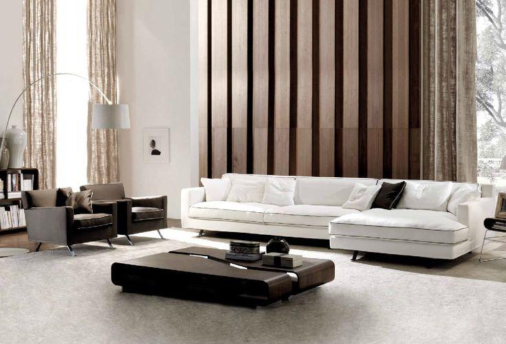 Oltre 25 fantastiche idee su moderno ad angolo su - Divano letto ad angolo moderno ...