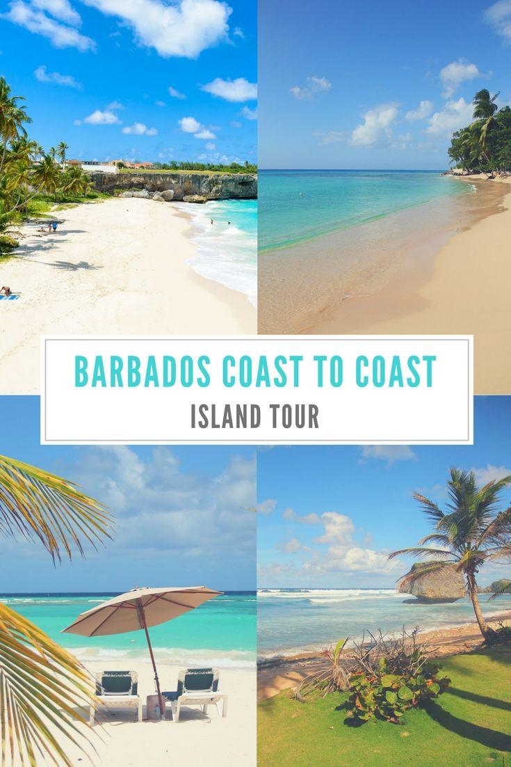 Experience Barbados top sights and beautiful coastlines