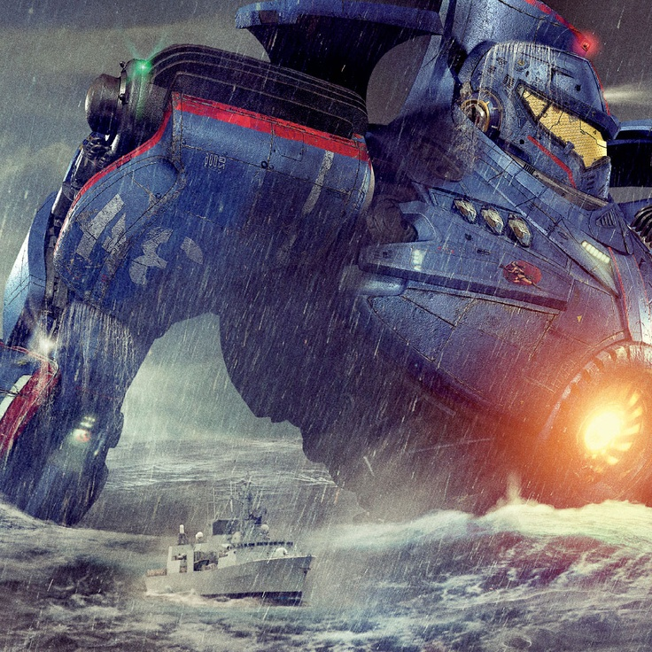 Godzilla 2 Imax Poster Textless: 20 Best Images About Gipsy Danger On Pinterest