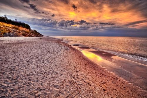 Baltic Sea, Poland (by Pablo Mielko)