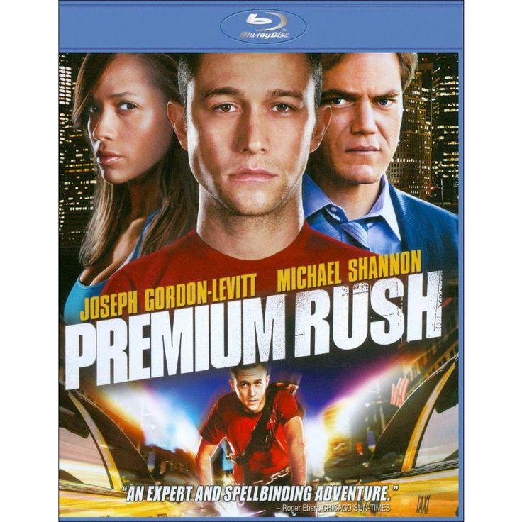Premium Rush (Includes Digital Copy) (UltraViolet) (