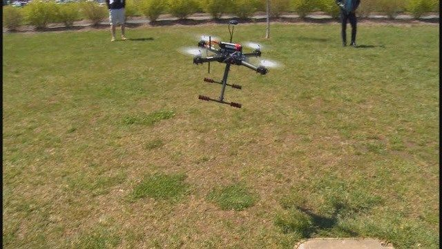 News 4 Schools: Edwardsville students take initiative and build drone for competition