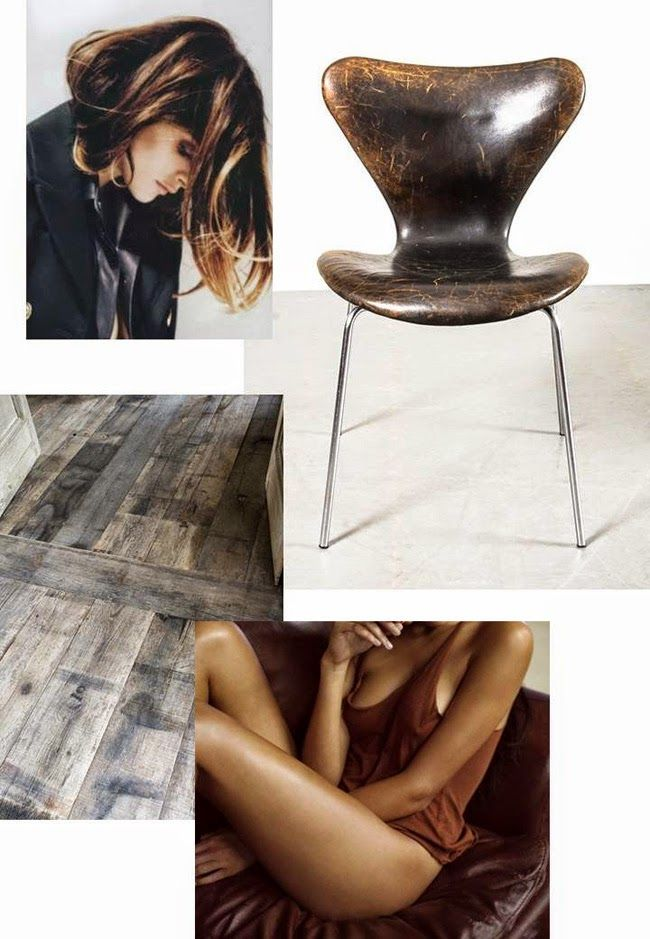 STIL INSPIRATION: Brown cravings