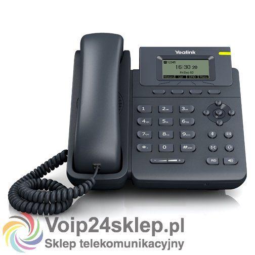 Telefon przewodowy Yealink T19IP