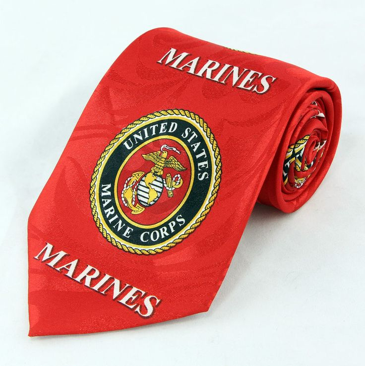 44 best nathaniel alexanders page images on pinterest baby boy new us marine corps seal mens neck tie military marines patriotic red necktie stevenharris ccuart Image collections