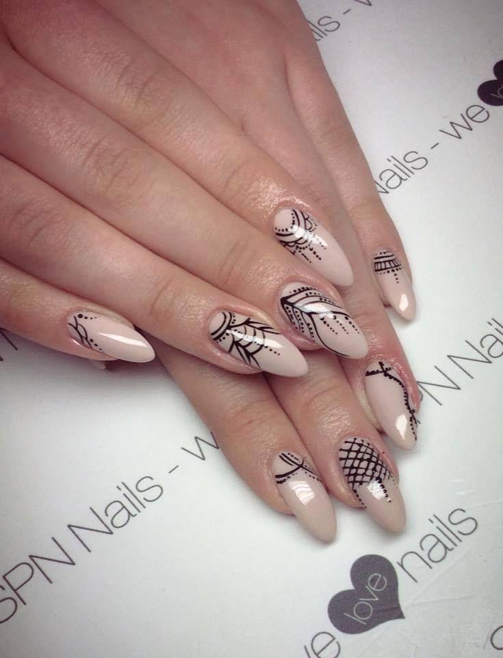 Nails by Patrycja Demichowicz, SPN Team Wrocław