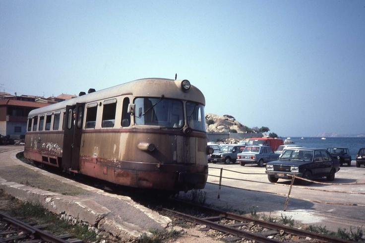 Il Trenino - Palau, Sardegna, Italy