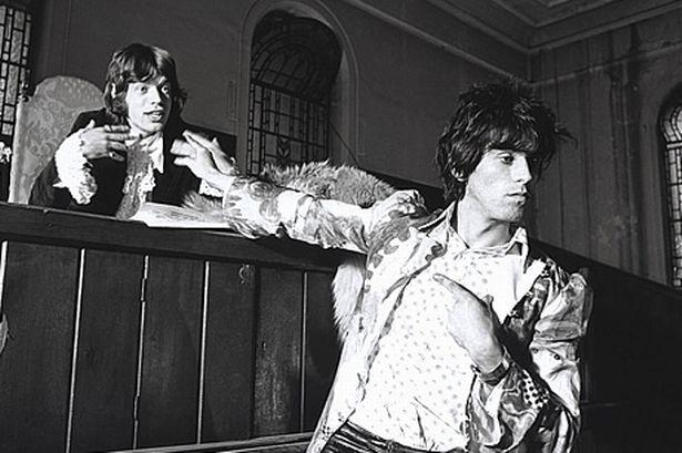 Keith Richards 1967