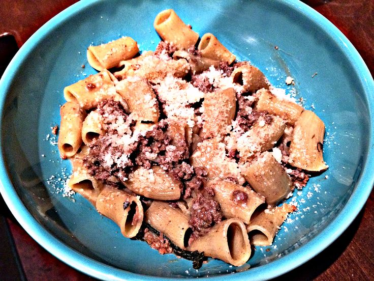 "We recently got to thinking, what is Marc Vetri's most popular bowl of pasta? The guy knows pasta. But it turns out, the answer was a bit of a no-brainer. ""The dish really embodies what we do,"" says the chef of his rigatoni with chicken livers, which is a best-seller at his North Broad Street restaurant Osteria."