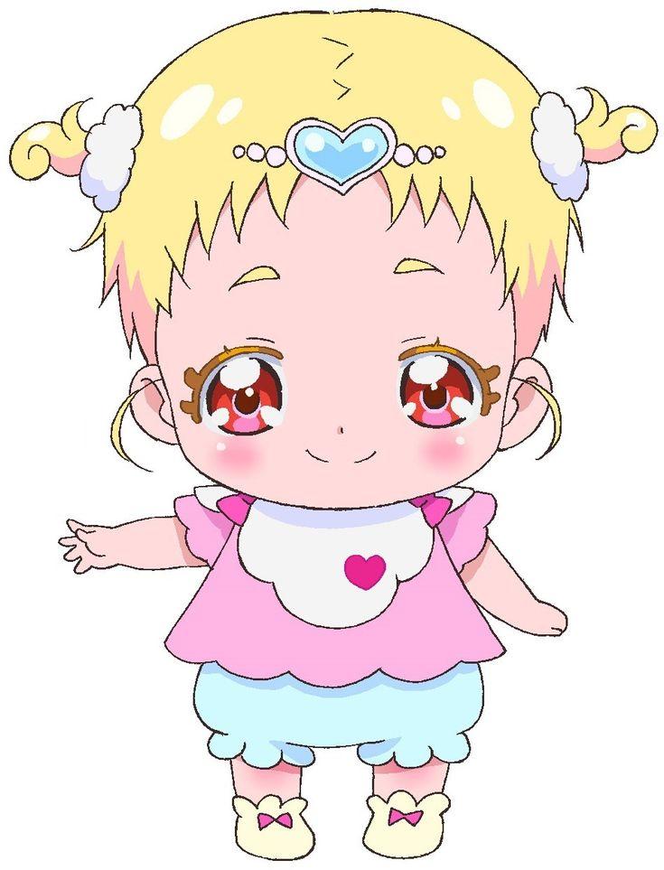 Hugtan, HUGtto's baby mascot