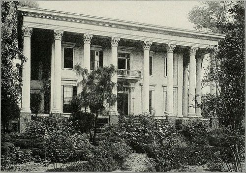 """cool Image from page 208 of """"Domestic architecture of the American colonies and of the early republic"""" (1922)"""