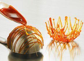 schön anrichten (kochen, ideen) (teller dekorieren, Küche) (Baking Desserts Decorating)