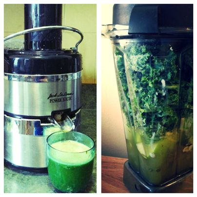 Juicing Vs. Blending - Jill Hoffman, Holistic Health and Lifestyle Coach -
