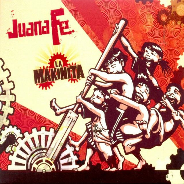 """Chiquitita"" by Juanafé was added to my Discover Weekly playlist on Spotify"