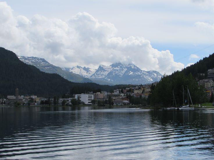 Sankt Moritz - Switzerland