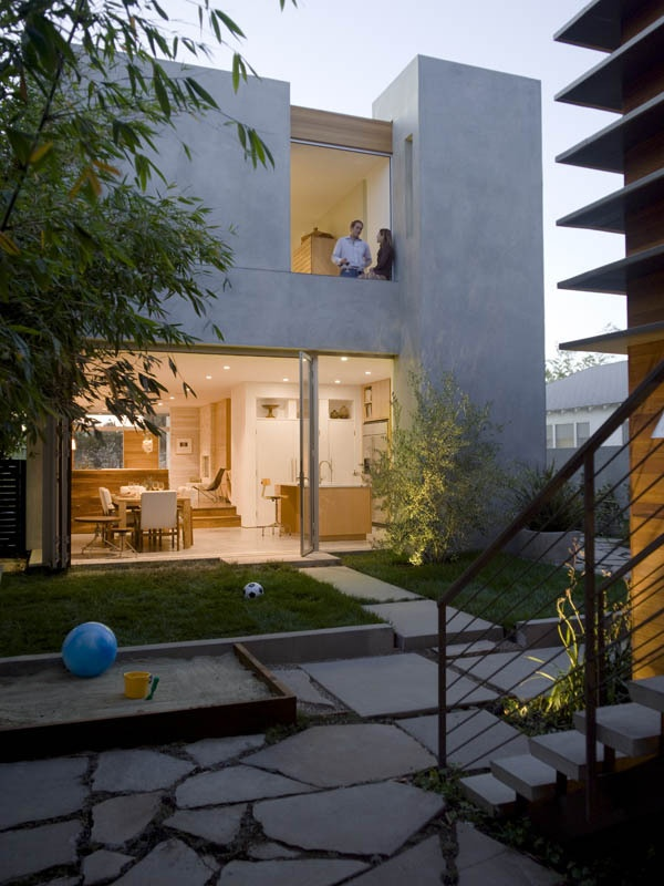 Inside-Out House | Glynn designbuild | Archinect