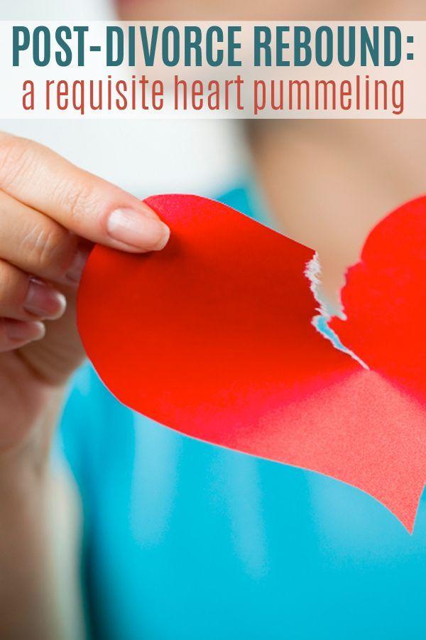 divorce dating rebound