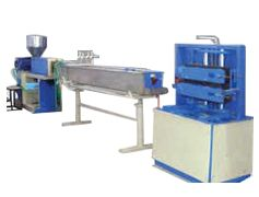 Shiv Engineering works is one of the prominent manufacturer and supplier of PVC extruder machine which are widely used in the production of household and industrial products and power cables.