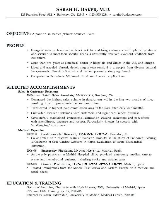 29 Strong Resume Headline Examples General Strong Resume Objective Ideal Vistalist Co Medical Sales Resume Medical Resume Template Sales Resume Examples