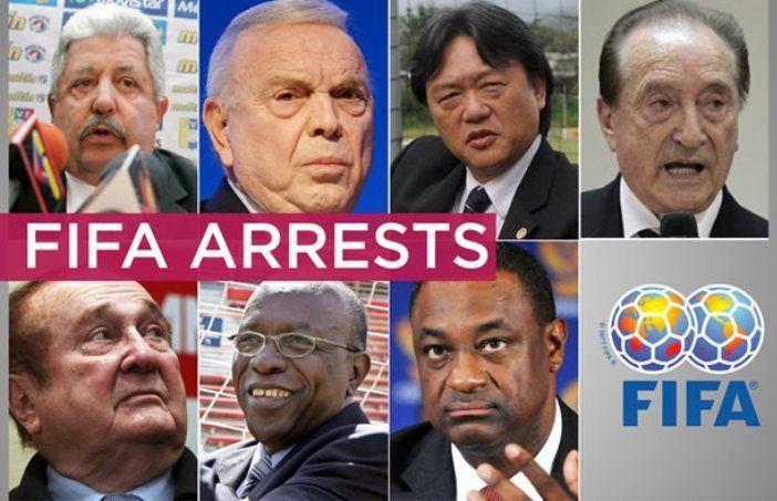 Korupsi FIFA: 4 dari 14 Petinggi FIFA Sudah Ngaku - http://www.rancahpost.co.id/20150533670/korupsi-fifa-4-dari-14-petinggi-fifa-sudah-ngaku/
